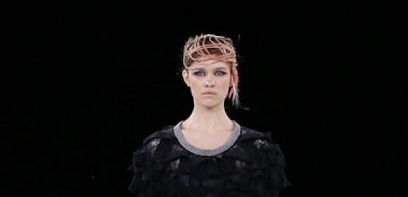 Dasha S for Tokyo Fashion Week on Style.com