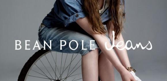 Anna Tarasova for Bean Pole Jeans S/S 2011