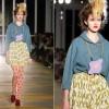 Dasha S for Tokyo Fashion Week A/W 2012-13