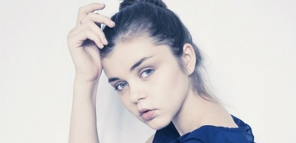 Natasha Novikova test shoot by Michy
