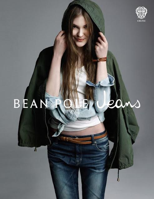 Anna+T-245+Bean+Pole+Jeans