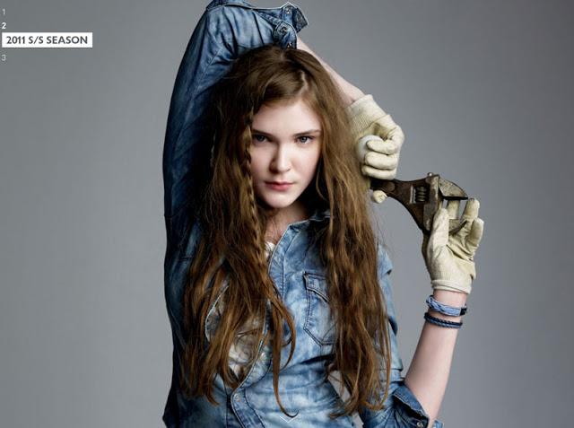 Anna+T-246+Bean+Pole+Jeans